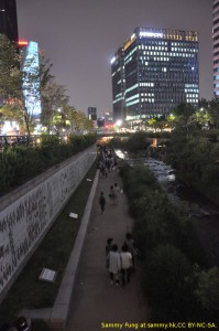 cheonggyecheon1