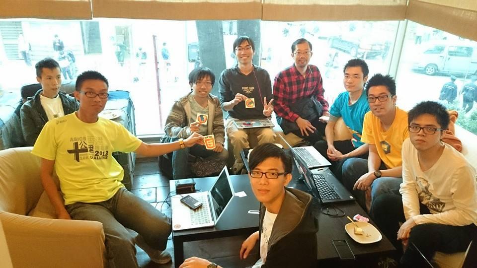 MozCafe Hong Kong 2013.12
