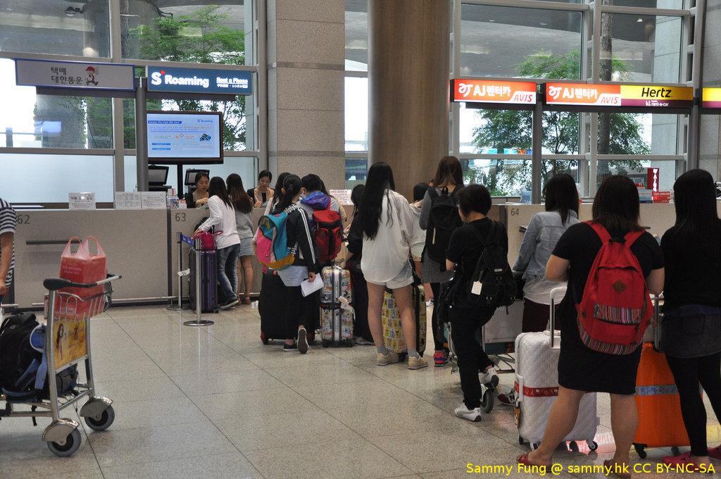 韓國 S-Roaming 手機租借