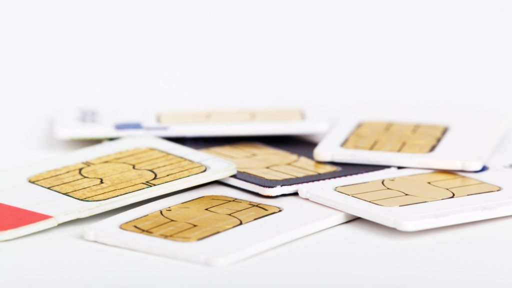 電話智能卡